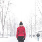 woman-standing-in-the-middle-of-the-park-in-snowy-weather-picjumbo-com
