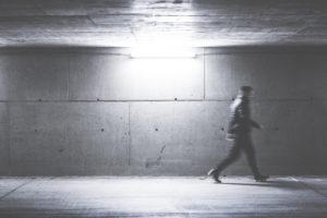 man-walking-through-concrete-underpass-picjumbo-com